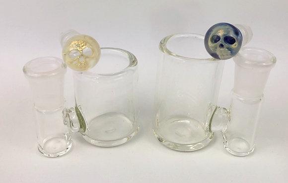 Countertop Q-tip Jar