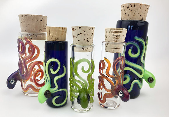 #0057 - Octopus Jar
