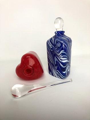 Heart Stopper Perfume Bottle