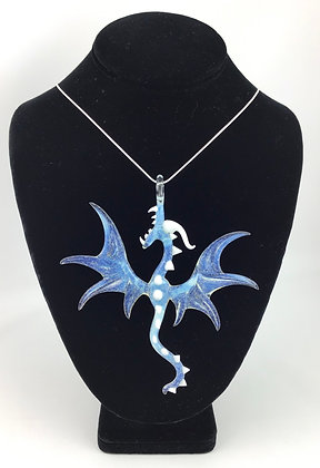 Secret White Dragon Pendant