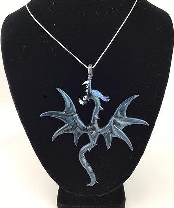 Unobtainium Dragon Pendant