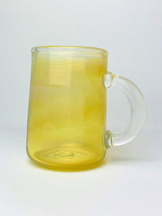 Silver Fume Mug