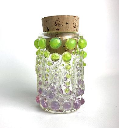 Green & Pink Slime Jar