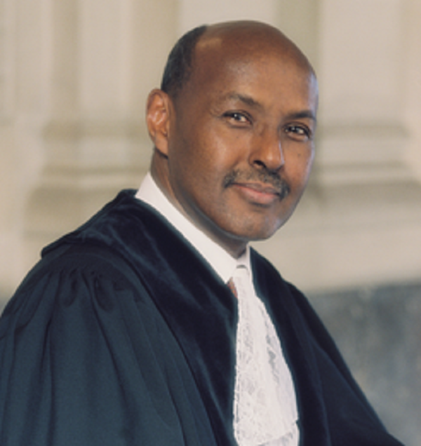 """""""Tribunals need Africans"""", says His Excellency Judge Abdulqawi Ahmed Yusuf, Vice-President of the In"""