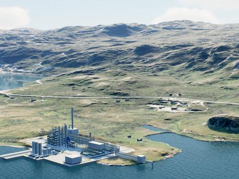 Medlemsbedrifter samarbeider om produksjon av karbonnøytral ammoniakk