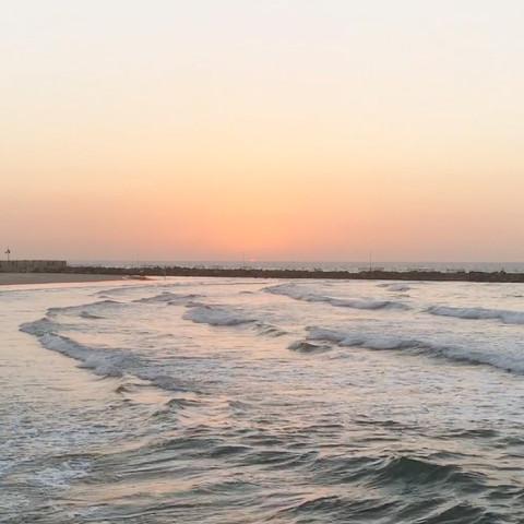 Wix.com's headquarters are in Tel Aviv, overlooking the beautiful Mediterranean Sea.