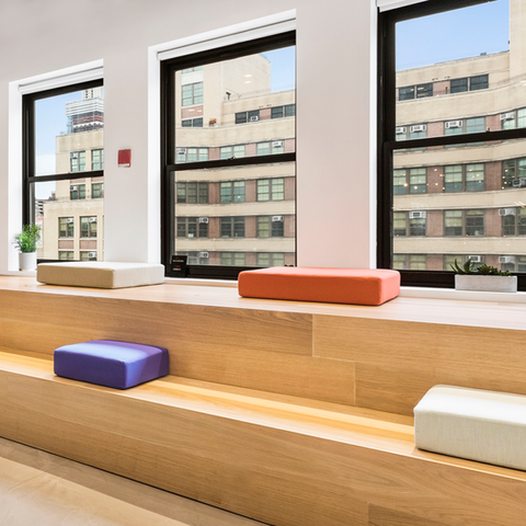 The Wix Playground in New York trains and teaches the next generation of designers.