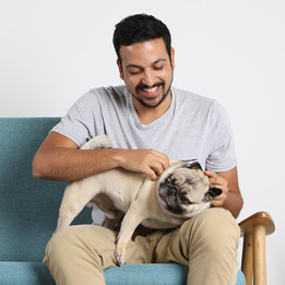 The Wix.com offices are dog-friendly – we love our canine companions!