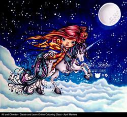Octavia Unicorn