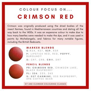 07 Crimson Red