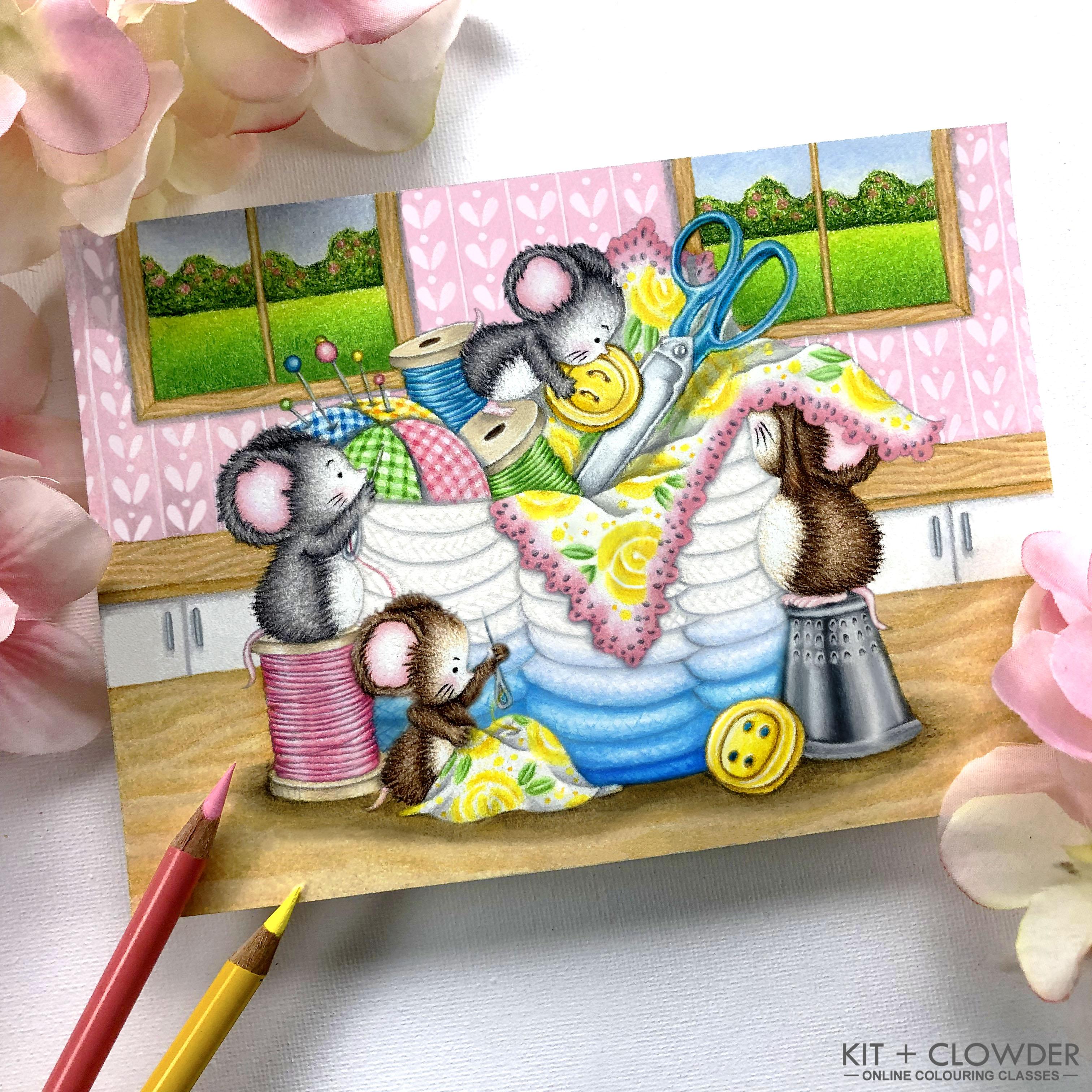 Pencils June 19