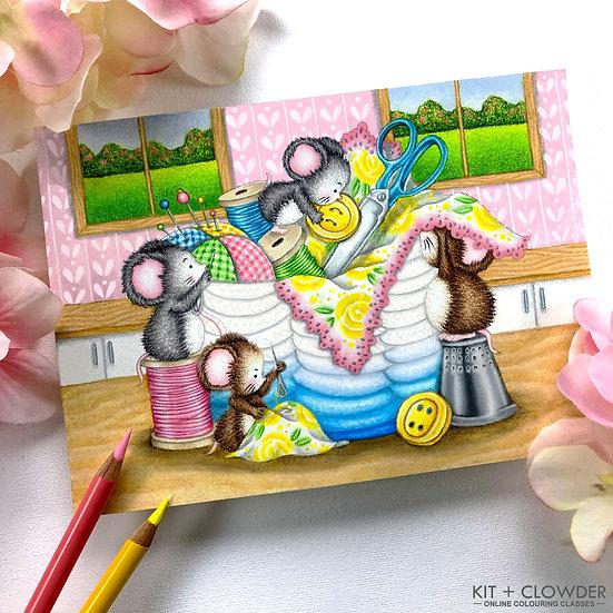 June 19 Pencils