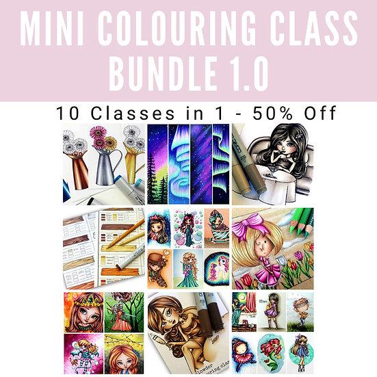 1.0 Mini Class Bundle - 10 Classes in 1