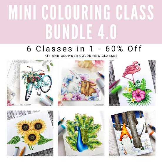 4.0 Mini Class Bundle - 6 Classes in 1