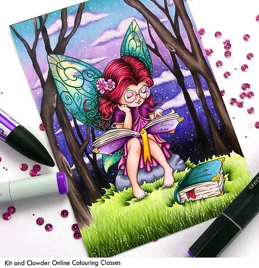 Fabulous Fairies - Markers