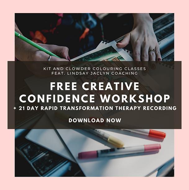 Creative Confidence Workshop DOWNLOAD NO