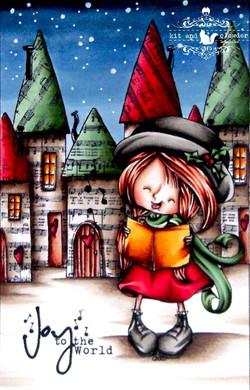 Caroling Wryn