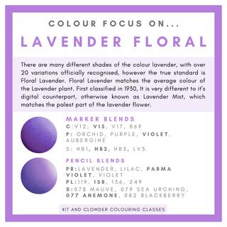 05 Lavender Floral
