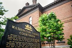 Photo Washington County Courthouse