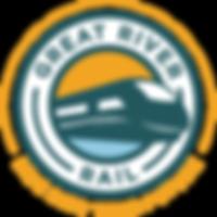 Great River Rail Logo
