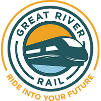 Great River Rail Logo