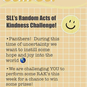 Random Acts of Kindness: Virtual Challenge