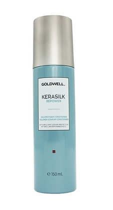 Goldwell Kerasilk Repower Volume Conditioner Foam