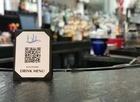 A free contactless QR code digital menu, and ideas to increase customer interaction