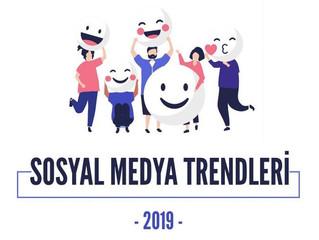 2019 Sosyal Medya Trendleri...