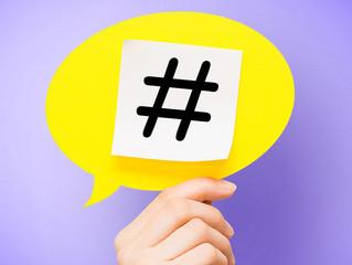 Hashtag kullanimi