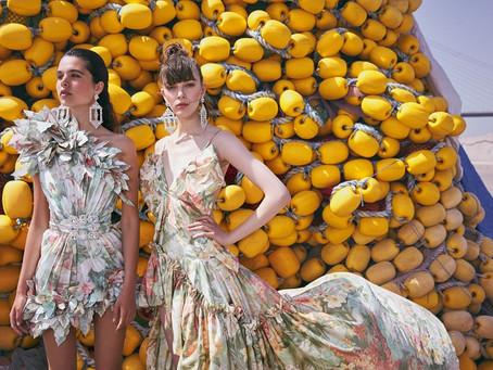 RaisaVanessa ilk kez New York Moda Haftası'nda !