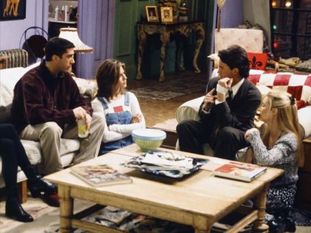 """""""Friends"""" New York'a Geri Dönüyor"""