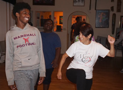 Our Volunteers Keep The Youth Smiling