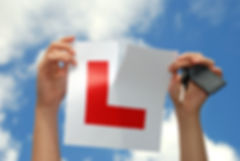 Key to success - woman ripping car L pla