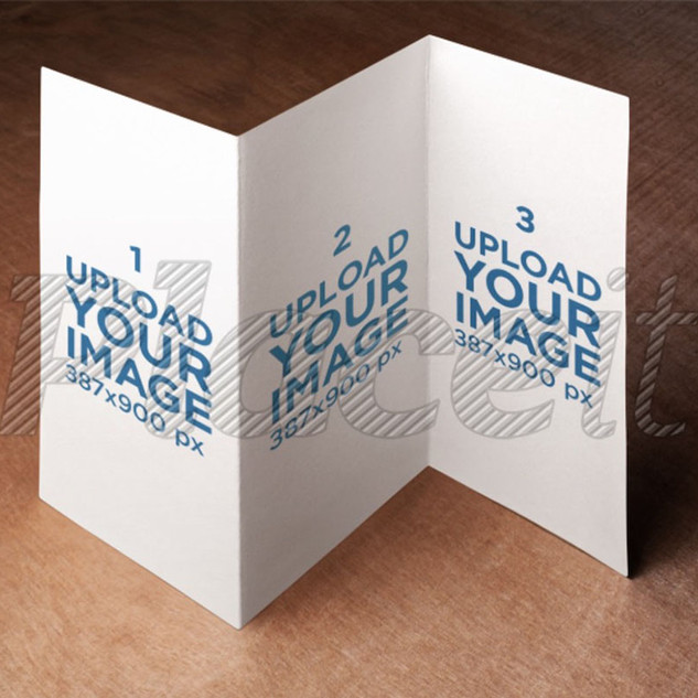 brochure-mockup-on-top-of-a-wooden-surfa