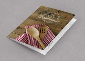 Gasthaus Geigenbauer Folder Titelseite