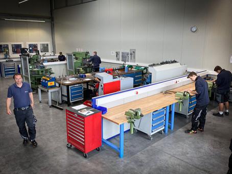 GTech investiert 200.000 Euro in 30 neue Ausbildungsplätze