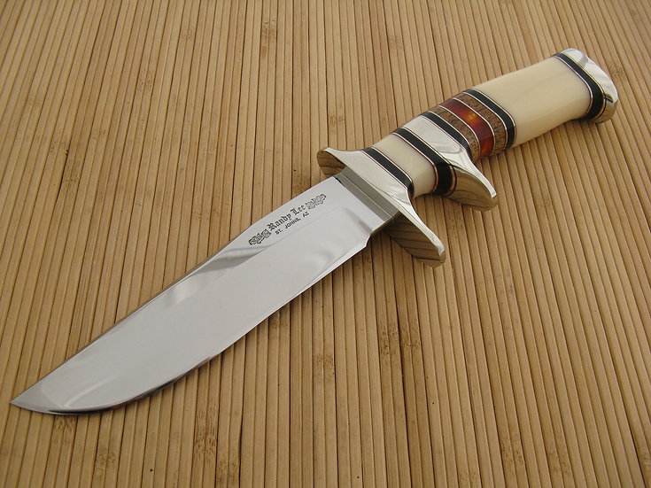 Faux Ivory Subhilt Fighter