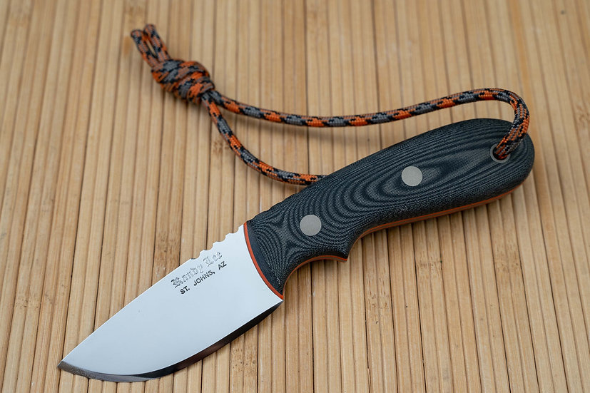 Black and Grey G-10 Utility