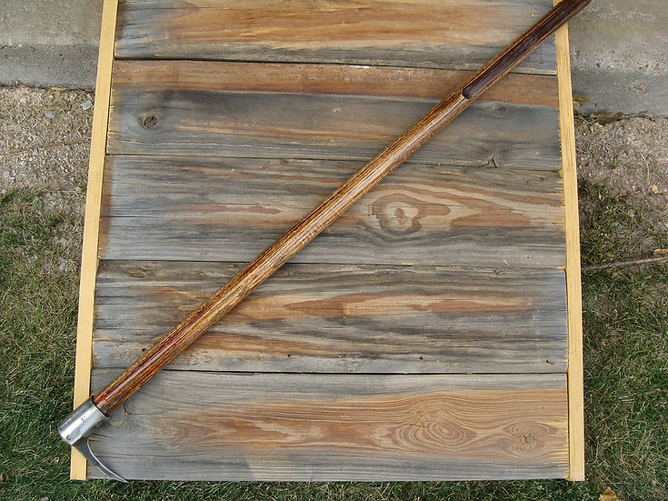 "Oak Handle Wood Pick ""Pickaroon"""