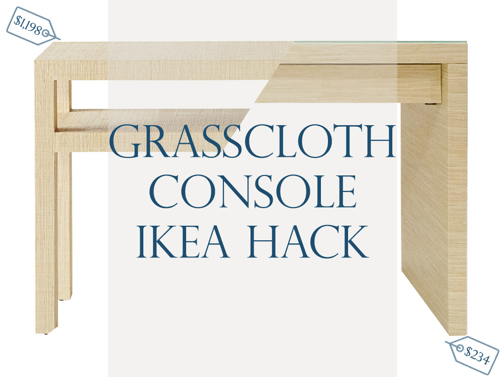 Super Diy Console Table A Serena Lily Inspired Ikea Hack Pdpeps Interior Chair Design Pdpepsorg