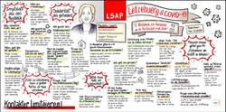 Conférence LSAP avec Mme Paulette Lenert