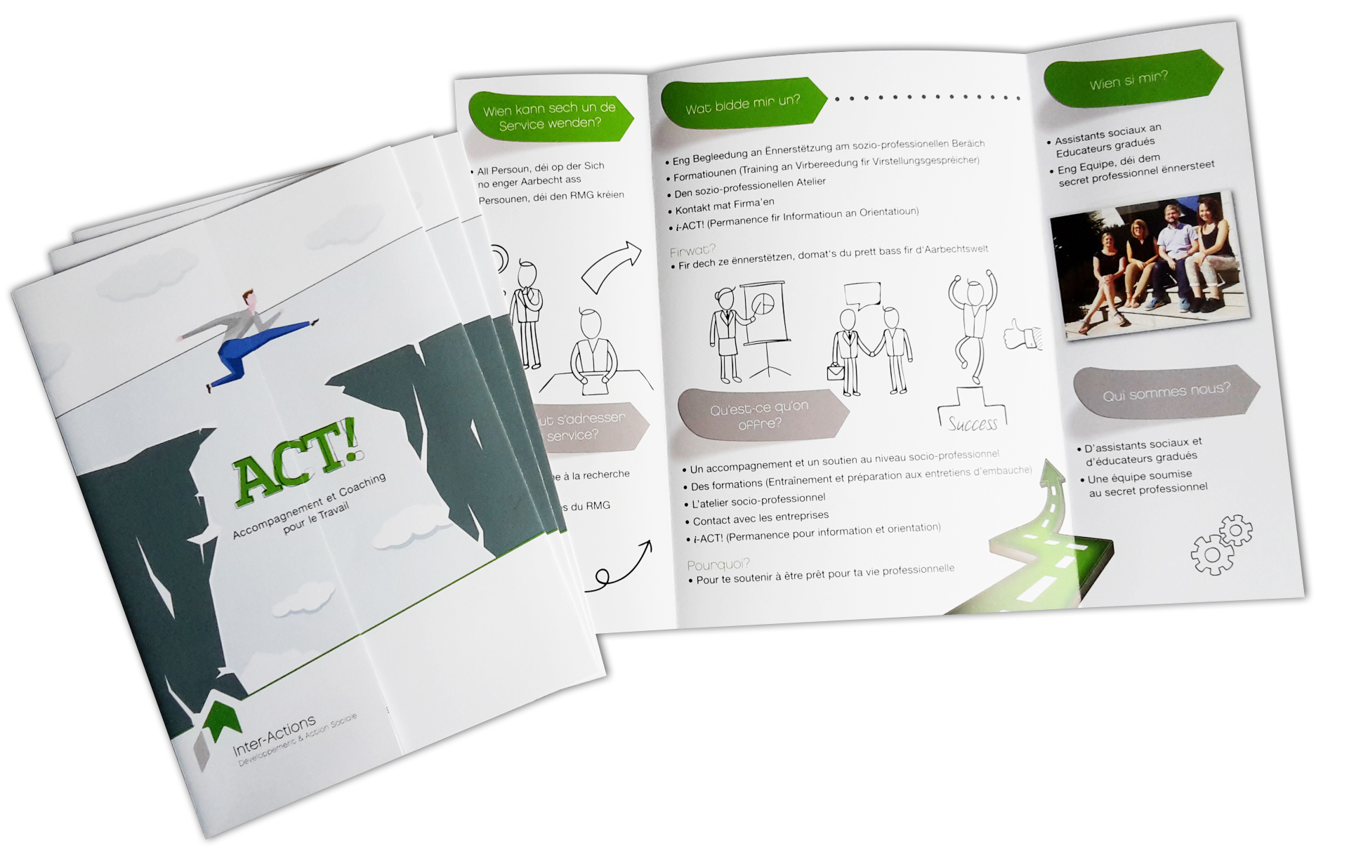 ACT! - Flyer A5 2 plis
