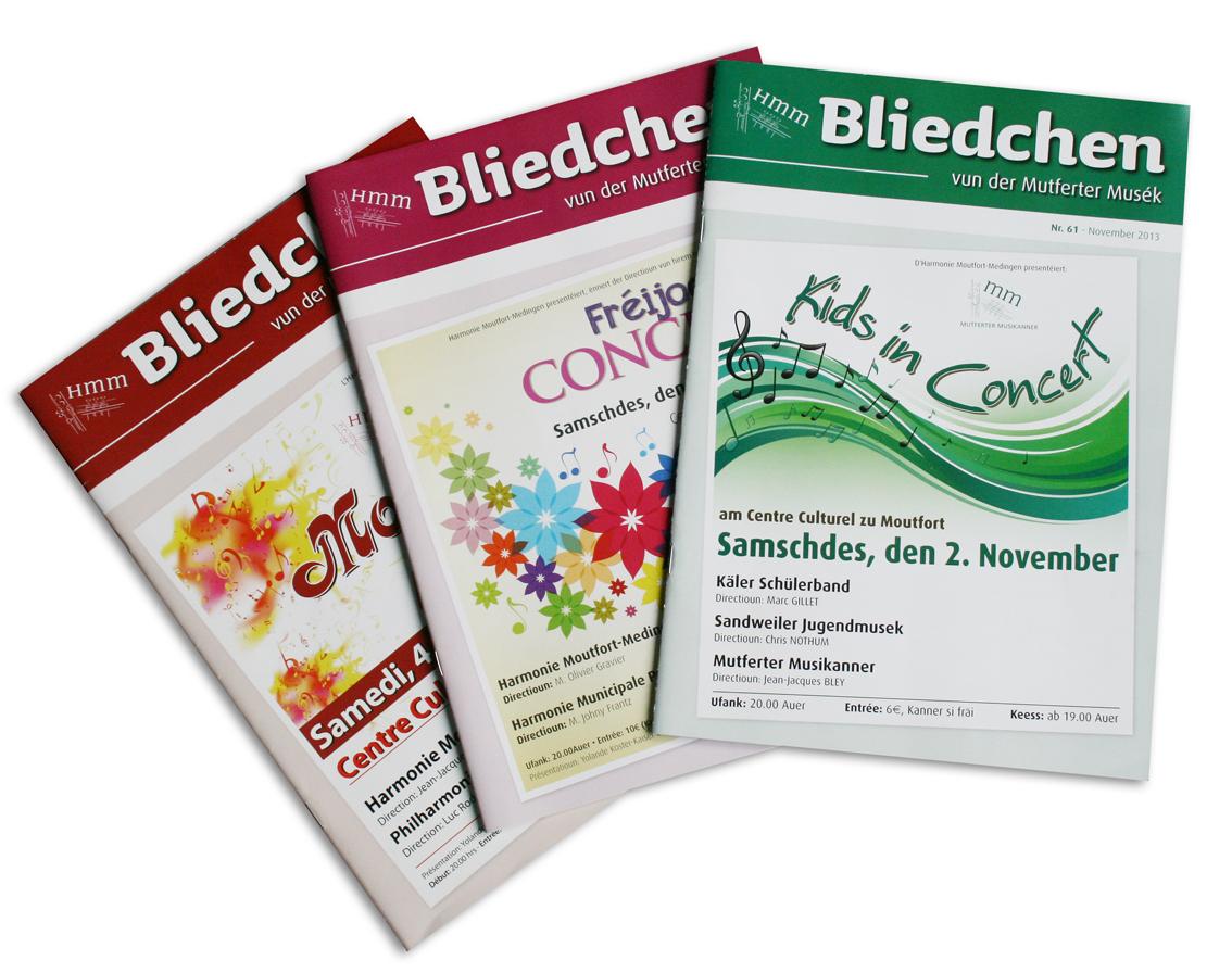 """magazine """"Bliedchen"""""""