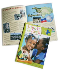 "magazine ""KinderEnfants"""