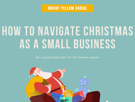 How to navigate Christmas as a small business