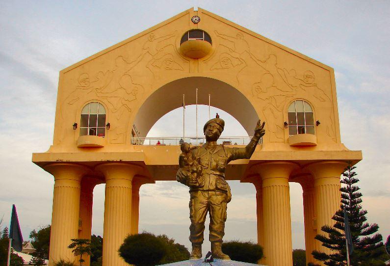 Banjul Highlight