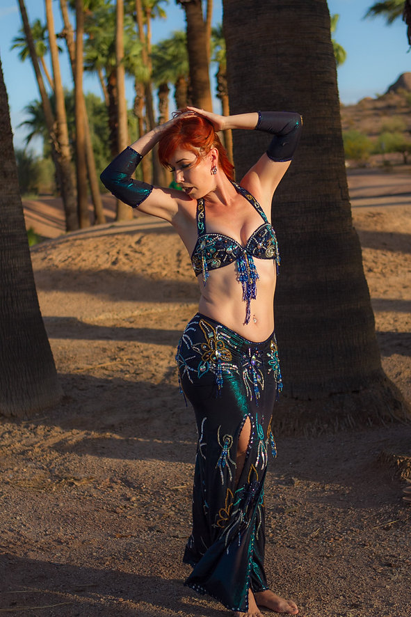 Belly Dance Classes with Kelly at DanceWise
