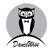 Dancewise Logo Owl with name 2.png