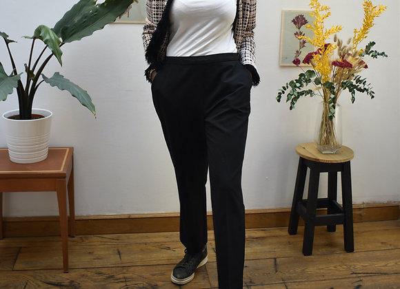 Pantalon noir Damart